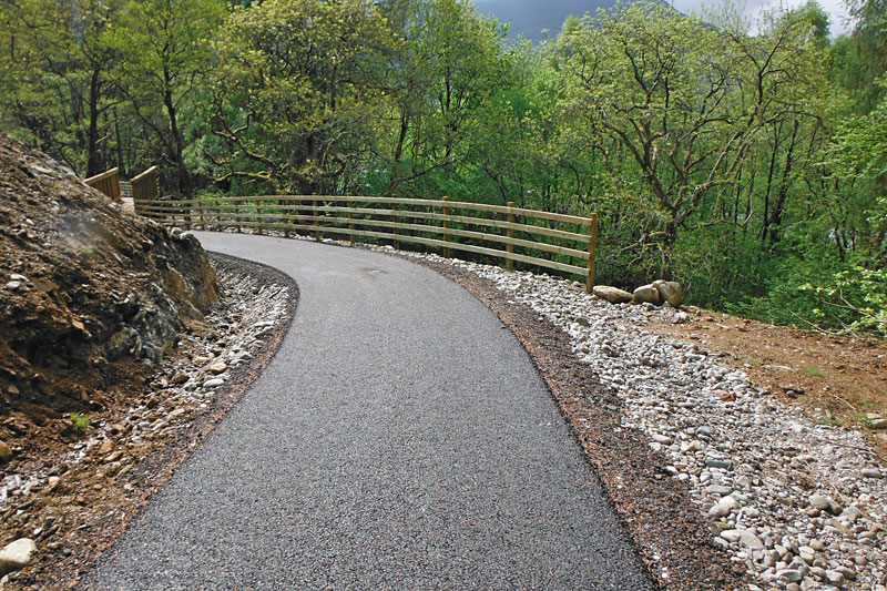 AB Gairns - St Fillans - Cycle Path
